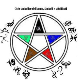 pentacolo e simboli