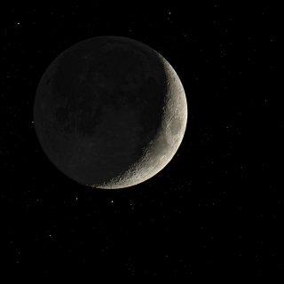 La luna vergine, madre e anziana.