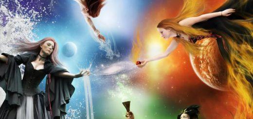 poteri dei 4 elementi