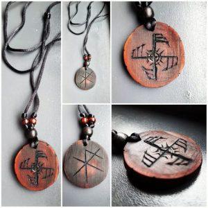 talismano legno, toccare il legno